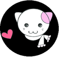 Sakura the lucky cat, sakurachan.net, icon