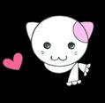 福猫の桜ちゃん, sakurachan.net, icon