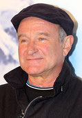 Robin Williams bei der Premiere von Happy Feet 2 (2011) Quelle: Wikipedia
