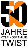 Logo 50-Jahr-Feier 2004