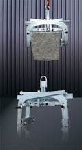 Pinza mecánica para sillares