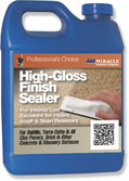 A quart of Miracle Brand High Gloss Sealer