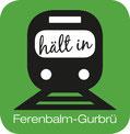 Der Bahnhof Ferenbalm-Gurbrü soll nicht geschlossen werden!