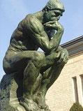 Rodin's 'Le Penseur'