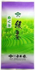 緑茶めぐみ100g