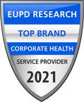 Top Brands - Corporate Health ist Deutschlands Qualitätsauszeichnung für Dienstleister im betrieblichen Gesundheitsmanagement
