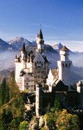 Schloss Neuschwanstein, Ferienwohnung, Buchloe, Landsberg am Lech