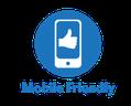 mobiele vriendelijke website