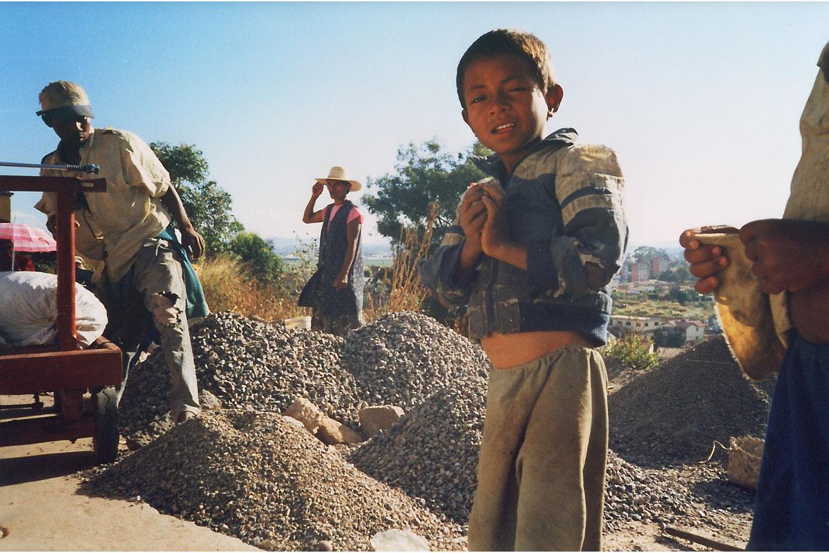Michel Sidehely, 15, Antananarivo, Madagascar