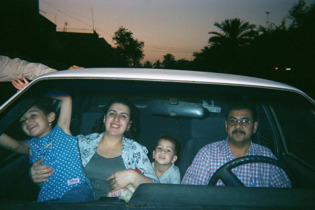 Bahaa Salah-Aldeen, Baghdad