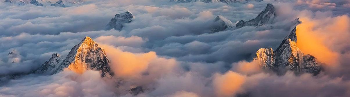 Trekking auf Ost- und Westseite des Mount Everest in Tibet