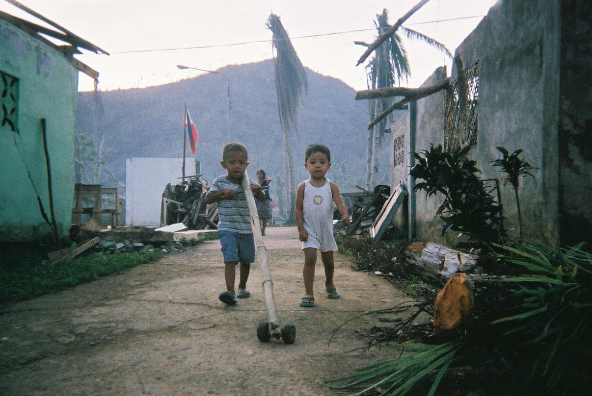Hazel Ann Batula, 12, Tacloban