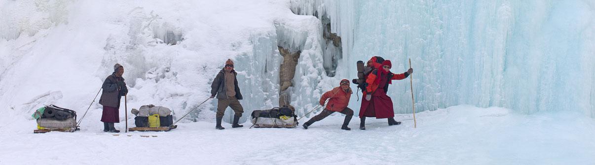 Hilfe im Himalaya wegen der Corona Krise