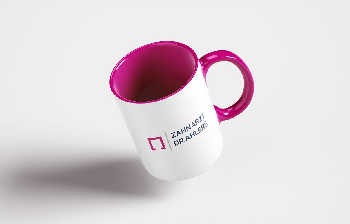 Dr. Ahlers - Kaffeetasse