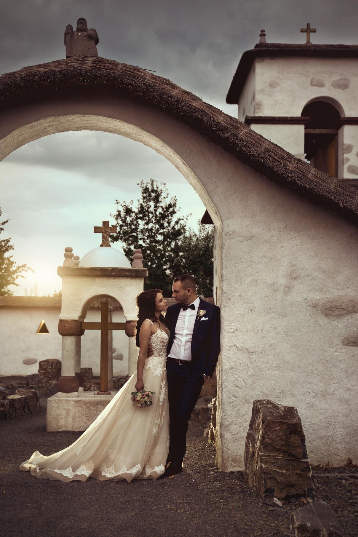 after wedding shooting bei Rila erleben