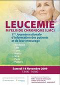 lmc Filmc leucemie leucémie cancer sang leukemia cml 1ere journee patient