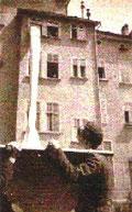 Feuerwehreinsatz am Meininger Hof