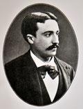 Gaston BONNIER vers 1879 - Photo  E. Ladrey