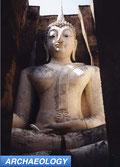 Buddha remains found in ancient box