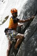Klettern im Yosemite