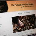 Druckatelier46 - Webdesign Spargelried - Die Grünen von Grafenried