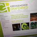 Druckatelier46 - Webdesin Kirchgemeinde Grafenried