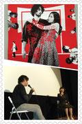 映画「東京戯曲」のトークショー 2014.4.9