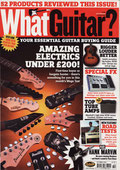 WhatGuitar? 10/2004 / UK