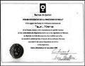 加拿大魁北克律师资格证