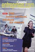 Cegetel entreprises.com n° 13 - novembre 2000