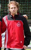 Jugendtrainer David Plank