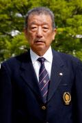Hanshi Tsuji Masatomi  8° Dan  direttore Generale