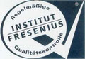 Le label de qualité du SGS INSTITUT FRESENIUS