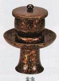 木製茶湯器