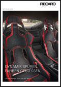 Katalog Performance Seats