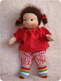 кукольная мастерская пополняется каждую неделю новыми работами