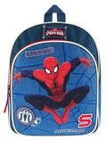 kinderrucksack, spiderman,
