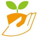 日本家庭園芸普及協会 ロゴマーク