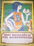 Ost-Plakat von 1974 von Fred Westphal