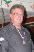 Ton Klaassen, districtkampioen 6e klas libre bij De Ponderosa