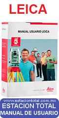 manual usuario estaciones totales leica