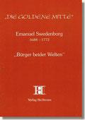 Reihe Goldene Mitte Heft 23 - Emanuel Swedenborg - Bürger beider Welten - Buchcover