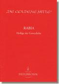 Reihe Goldene Mitte Heft 32 - Rabia - Heilige der Gottesliebe - Buchcover