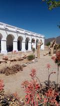 Habitation d'un artisan, sur la boucle de Salta en Argentine