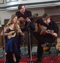 mit Amsterdams Gitaaren en Mandoline Duo