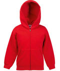 bedrucke Kids Premium Hooded Sweat-Jacket