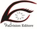 nuovo logo aziendale in uso da luglio 2012. di proprietà esclusiva della FaLvision Editore s.a.s