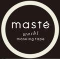 Logo der Marke masté