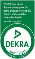 DEKRA zertifiziert D2
