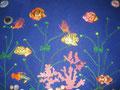 Kleine Kunstwerke der Schüler der Internatsschule in Pereslawl